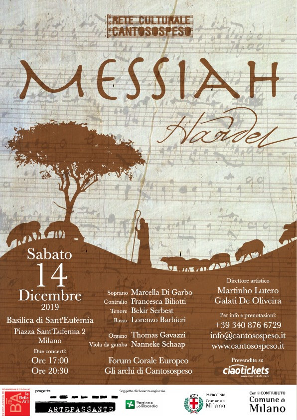 MESSIAH DI HANDEL
