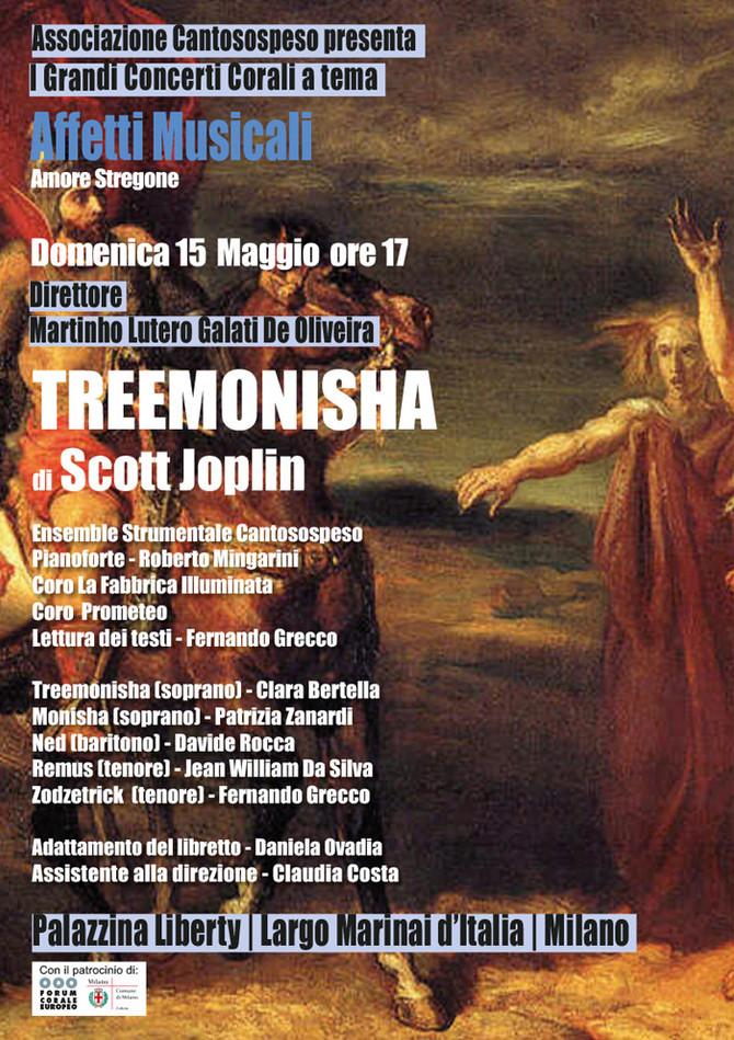 TREEMONISHA DI SCOTT JOPLIN