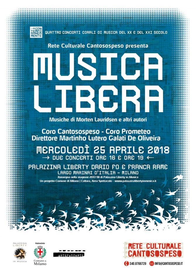 MUSICA LIBERA PER LA LIBERAZIONE
