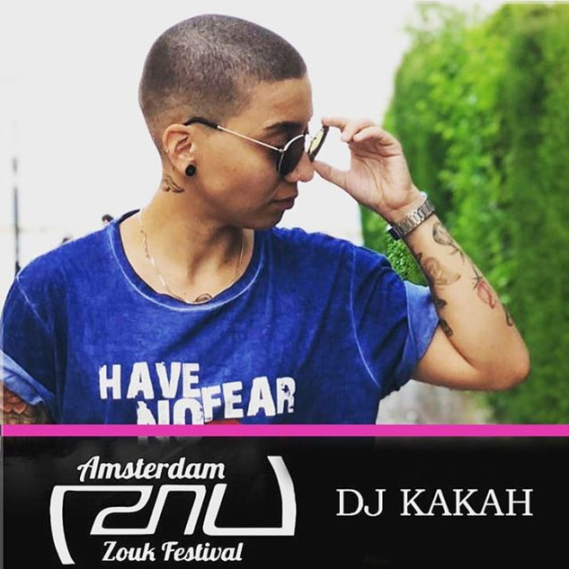 _have no fear, the DJ is here_ 🎧 DJ KAK