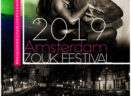 ✨A'DAM ZNL ZOUK FESTIVAL ✨ . JOIN US, THIS SUMMER, YOUR BRAZILIAN ZOUK HOTSPOT 💚💛💙 #brazilianzouk