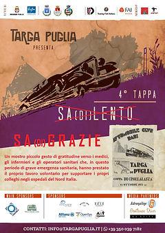Targa Puglia Sa(di)Grazie - locandina 20