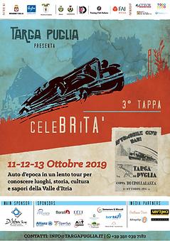 Targa Puglia__giro di puglia - 3 ^ CELEB