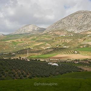 Mit dem Camper durch Andalusien