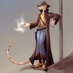 Jack - Gunslinger