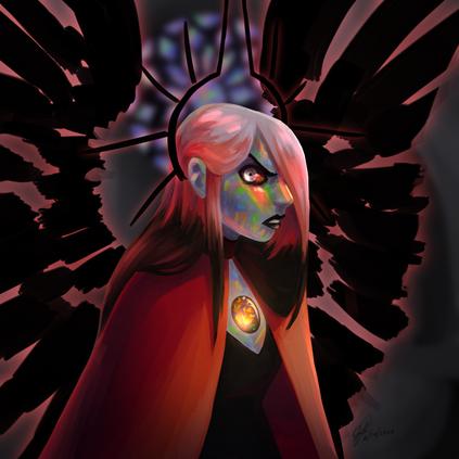Seraphina, Dark Form