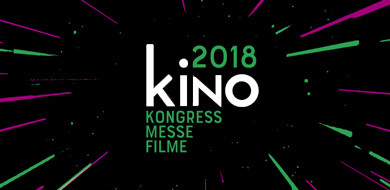Gruvi at Kino Kongress in Baden-Baden 2018