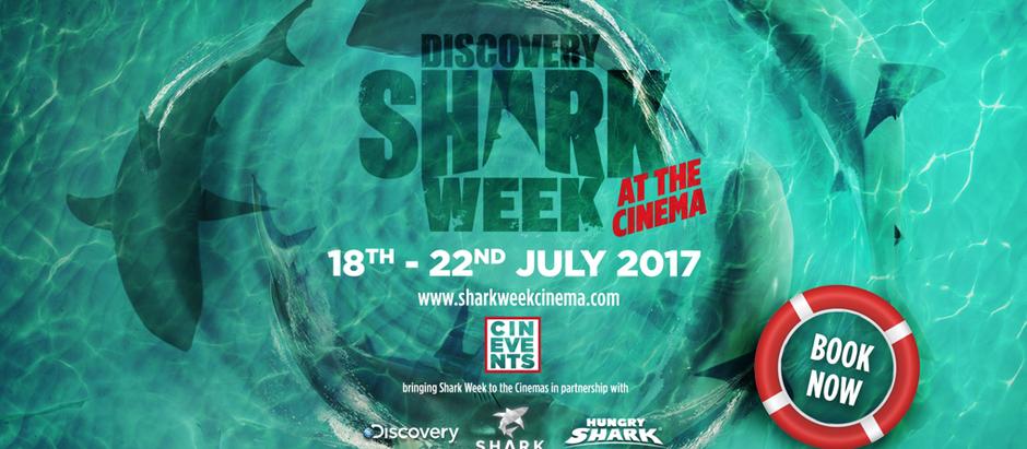 A Gruvi Case Study – Shark Week