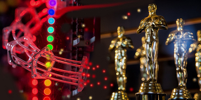 Can Social Media Buzz predict the Oscars? We're about to find out!