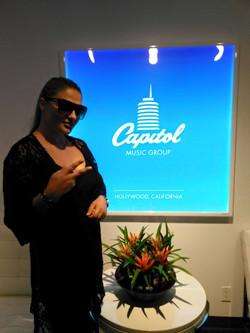 Capitol Records Paula Andrei