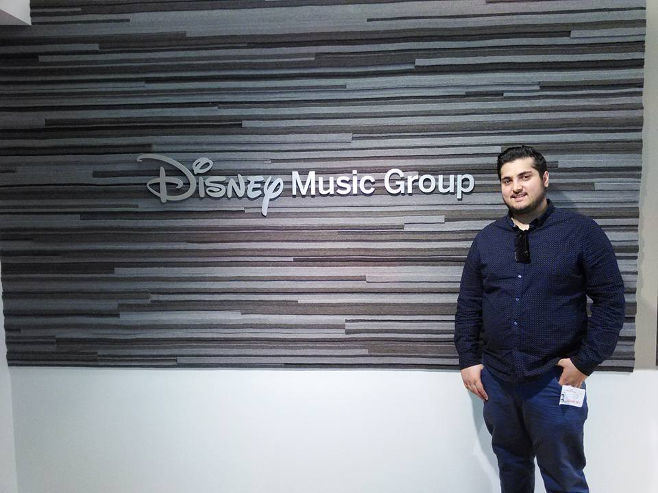 Disney Music Group Meeting 2