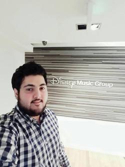 Disney Meeting Peter Lloyd 2