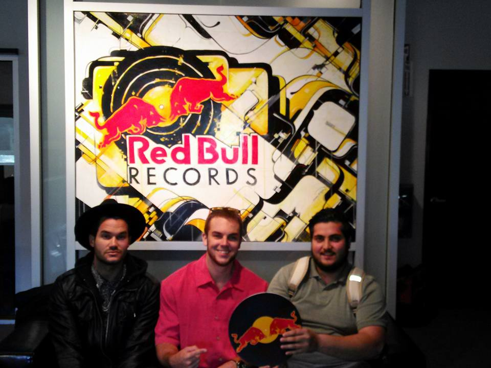 Redbull Records Writing Session 2