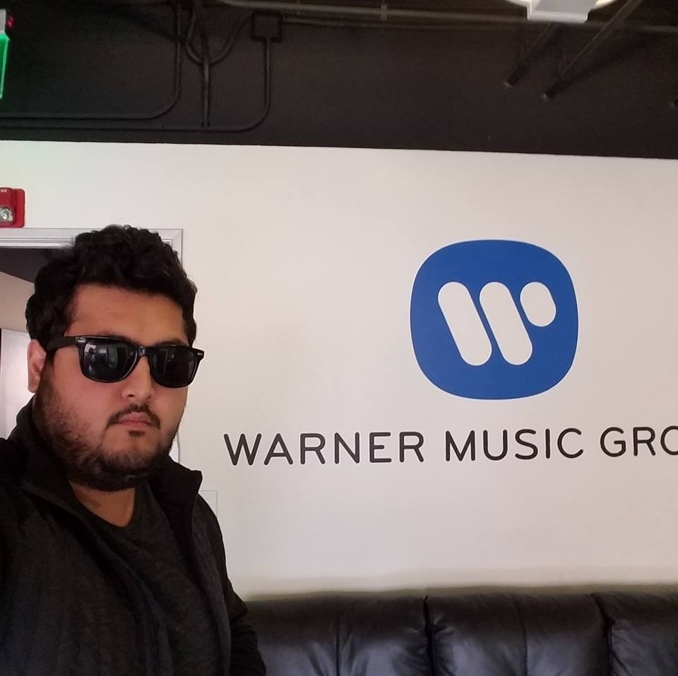 Warner Music Andrew Grant Meeting 2