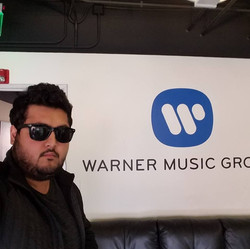 Warner Music Andrew Grant Meeting 2
