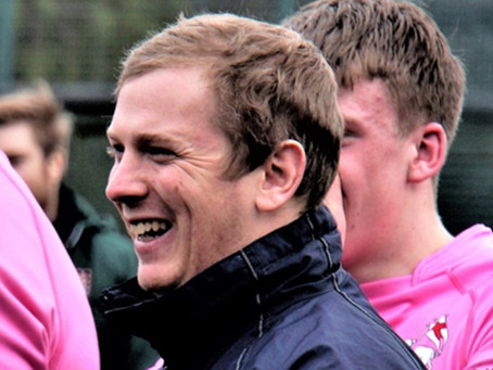 Lambs Director of Rubgy called up as Head Rugby Coach for Sweden