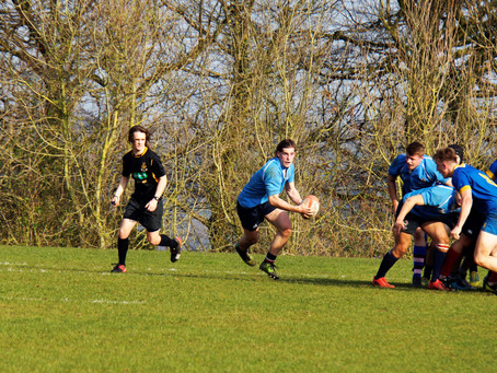 Lambs OBs (Rams) beat Bath University in true Fast and Free style