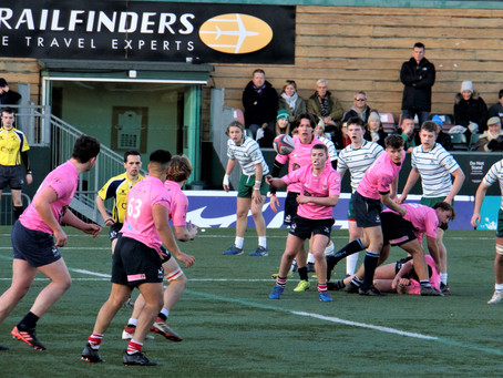 Lambs v Exiles - Mach Report