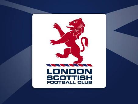 Team to play London Scottish