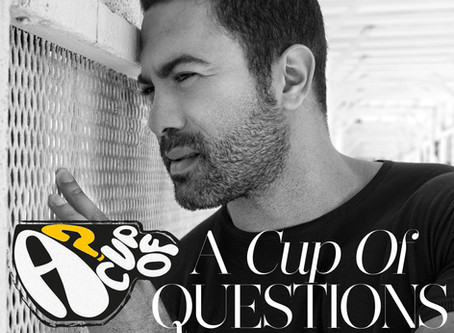 A Cup Of Questions with: Victor Turpin