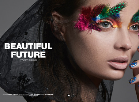 BEAUTY EDITORIAL 053 ISSUE