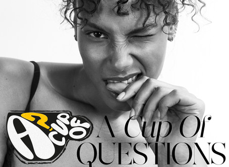 A Cup Of Questions with: Marquita Pring