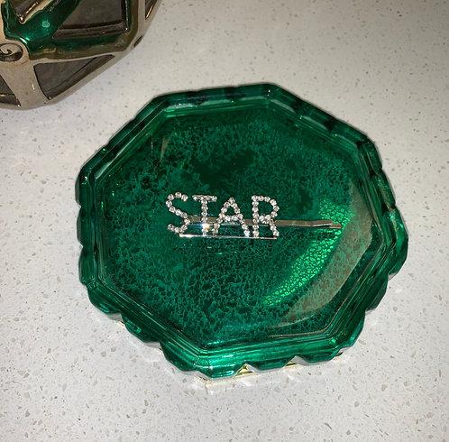 """STUDIO 908 HAIR PINS  """"STAR'"""