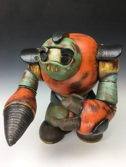 Mining DroneBot