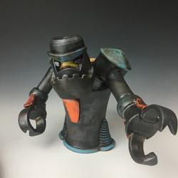 Rogue Robot #2, Alpha Model
