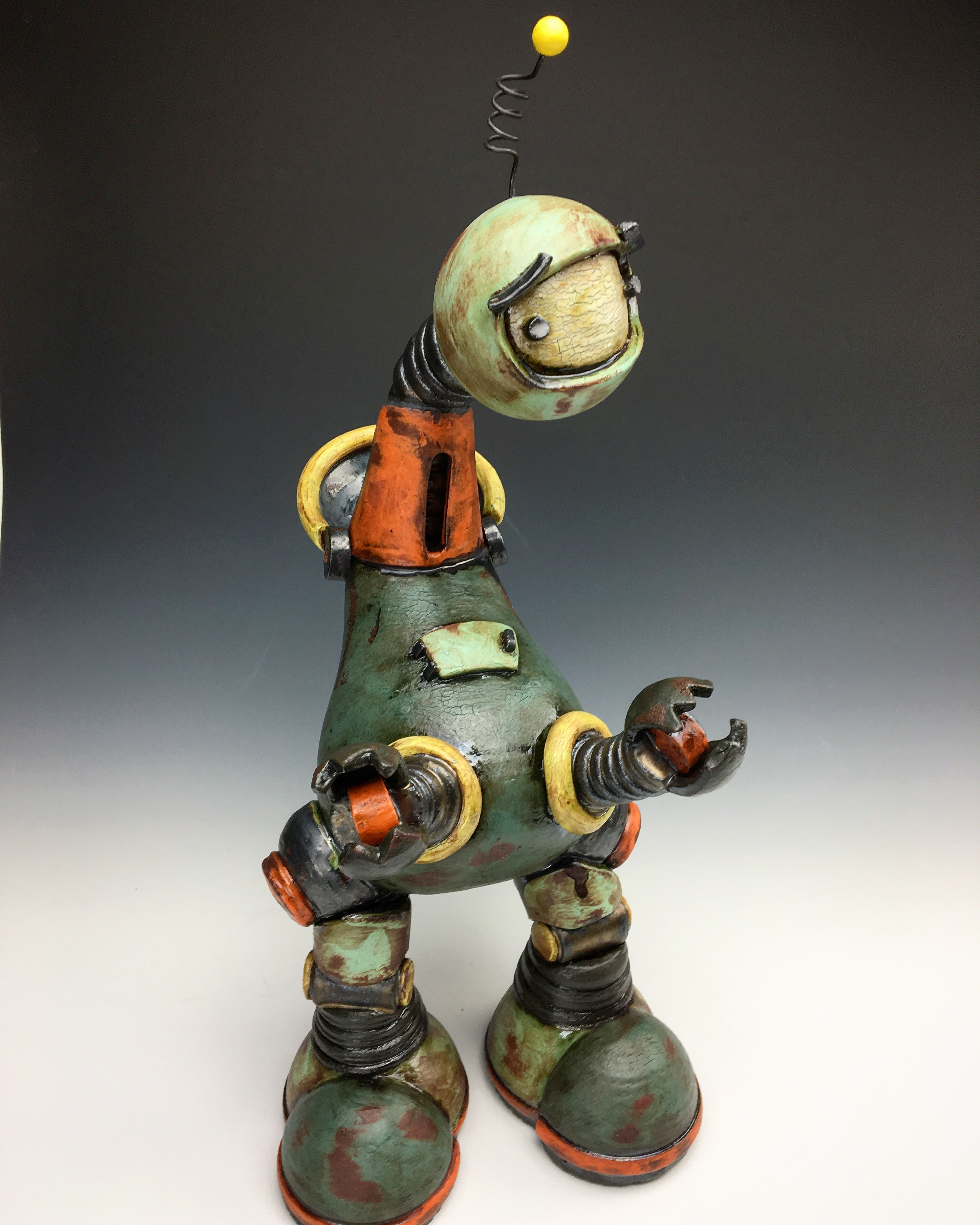 Rescue Scout Robot
