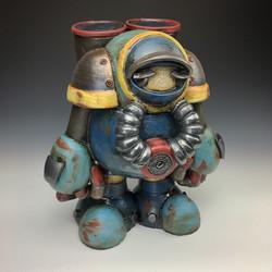 Interplanetary Diplomat Robot