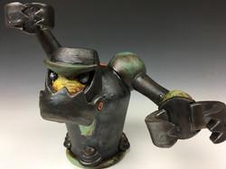 Rogue Robot #1, Alpha Model