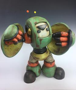 Defensive Robot Prototype