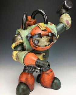 Master Iron Worker Robot