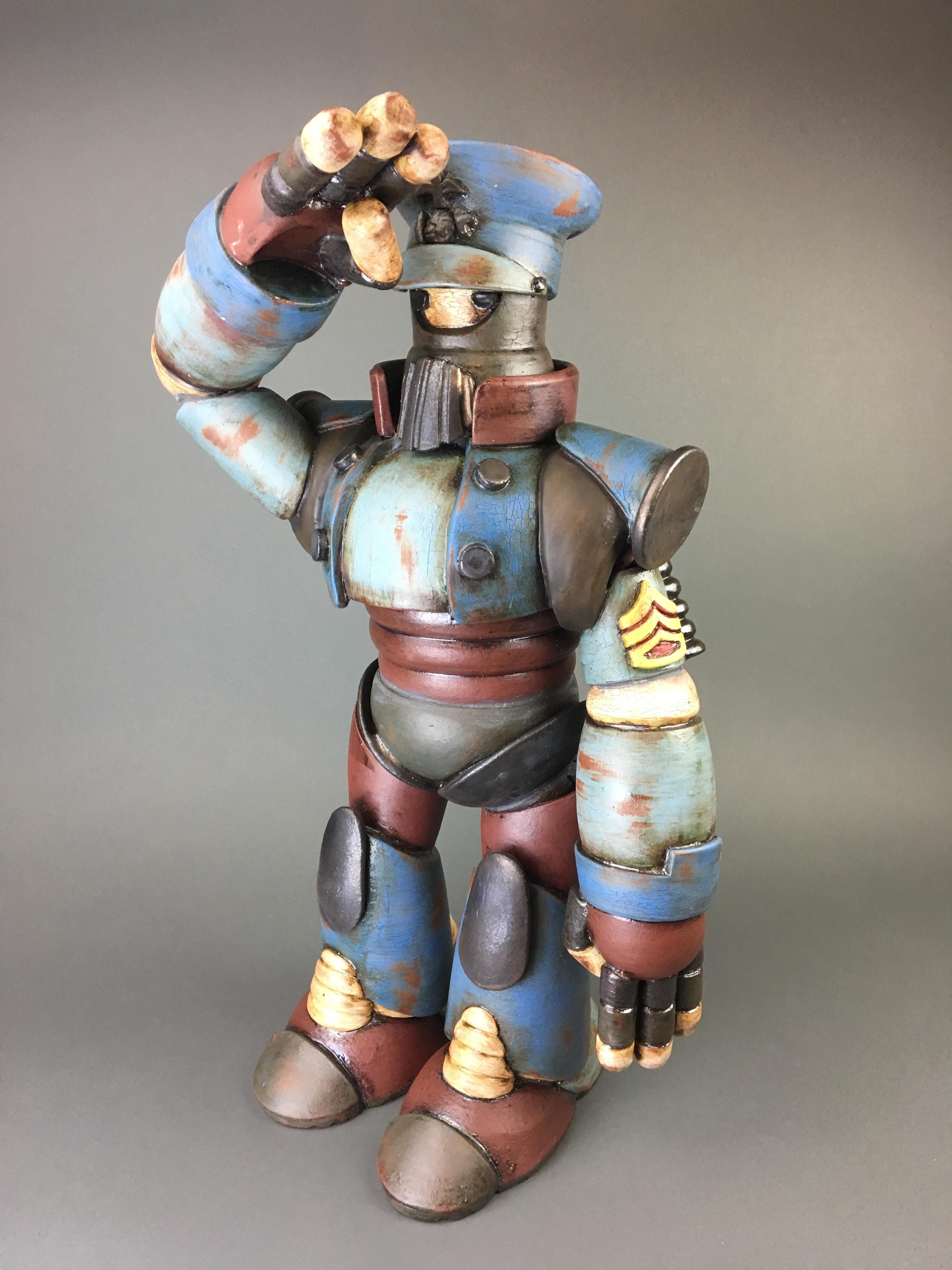 Soldier Robot, Marine Division