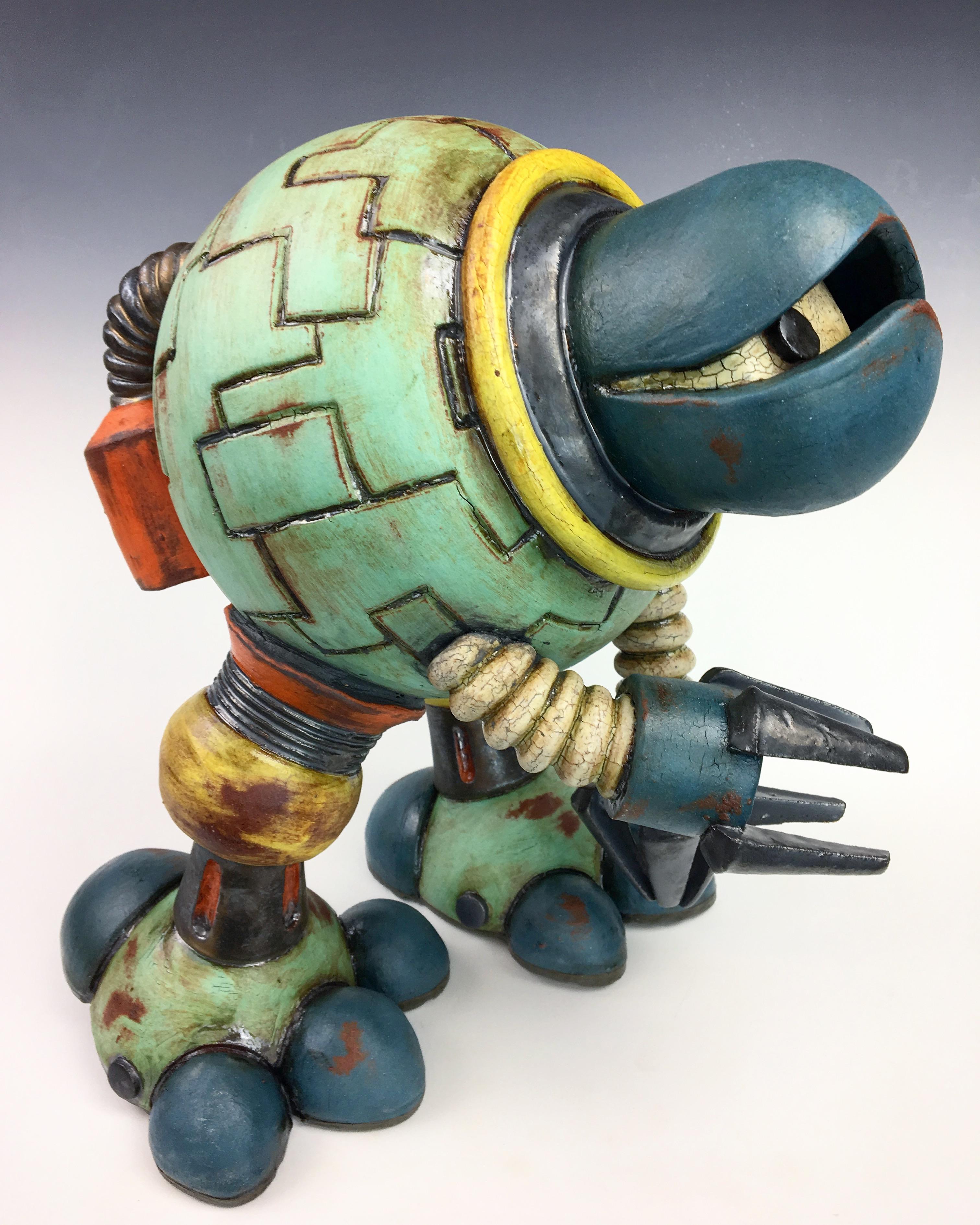 Multi-Terrain Exploratory Robot