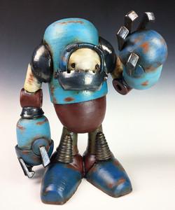 Subterranean Greeter Robot