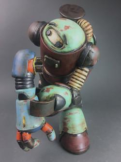 RY-93 Robot Upgrade