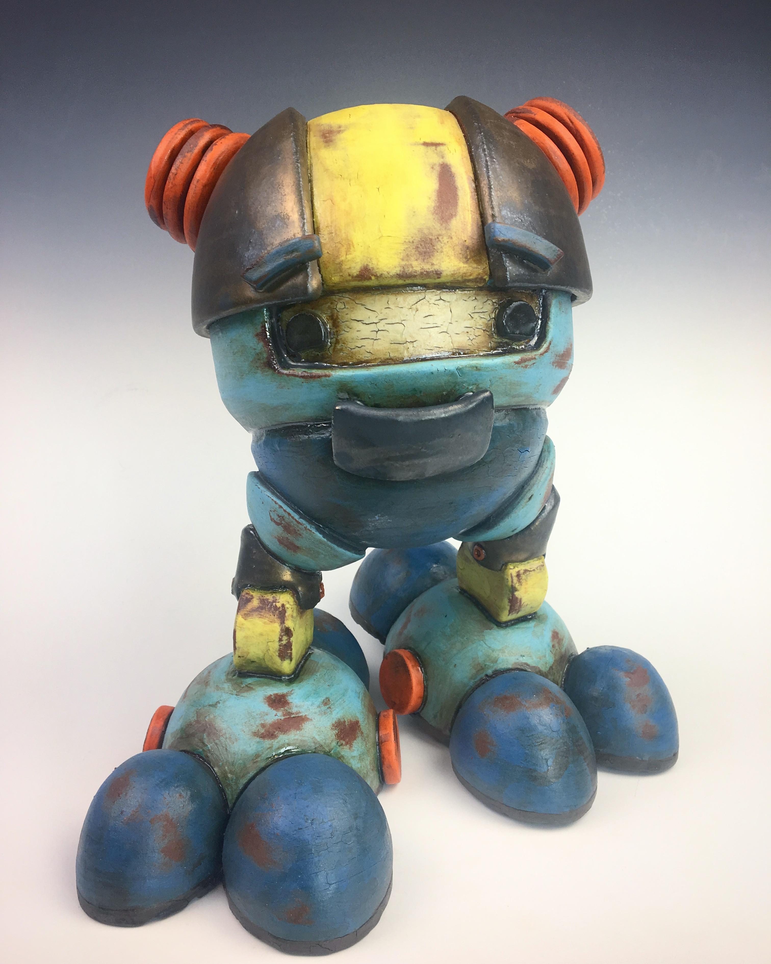 Explorer Robot #4
