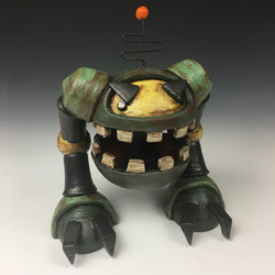Rogue Robot Chomper, Beta Model