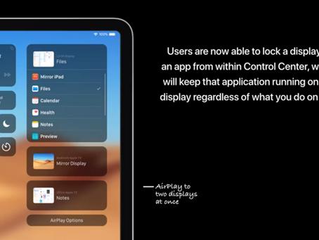 Apple iPad OS 2 2020 - Concept Video/Trailer - Techblood