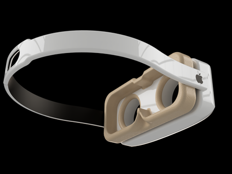 Apple VR Headset 2021