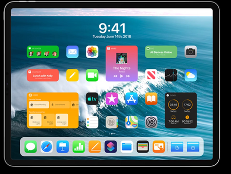 iPad OS 14 — Apple — Apple's iPad OS 2 Version Concept - Techblood