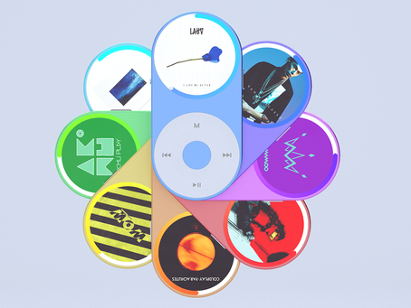 Apple iPod 2020 - Apple Concept