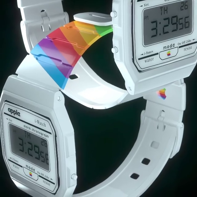 Apple watch,apple watch 1982,smartwatch 1982,apple watch 1982 concept,first apple watch,apple,apple watch concept,apple watch video,apple watch 1982 concept video,techblood