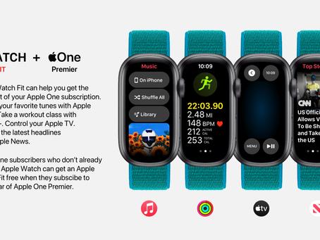 Apple Watch Fit  — Apple Concept 2021