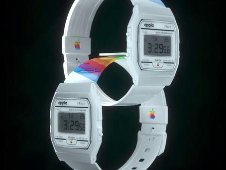 Apple Watch 1982 — Apple Concept