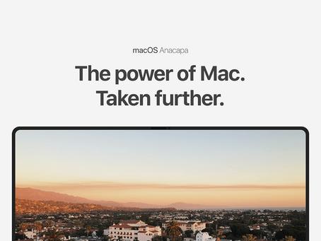 iMac Pro — Apple — WWDC 2020 Concept