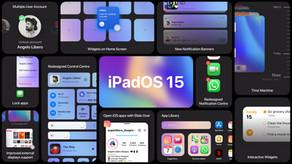 Introducing iPadOS 15 (Concept)