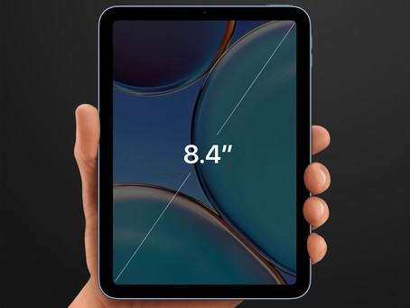 iPad Mini 6 - 2021 Concept